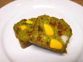 Pumpkin & Chicken Cake Salé♡かぼちゃと鶏肉のケークサレ
