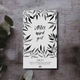 Postkartenkalender 2021