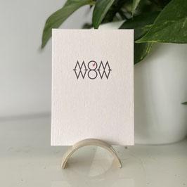 Postkarte MOMWOW