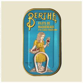 Berthe - Makrele Senfsauce