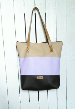 "3farbige Shopper ""Aria"""