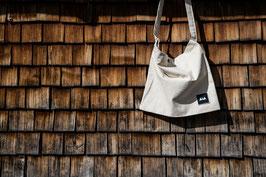 #DieMUSETTE, Umhängetasche aus Baumwolle