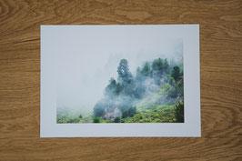 A4 Karten/Bilder mit daluz-works Fotos aus der Region
