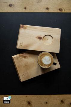 #TasseliHOLZ Arven Set mit Horizonte Coffee