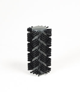 Zusatzbürste mit festen Fasern Nero