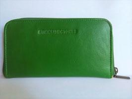 Lido Wallet - Buffalo Leather (Palm Green)