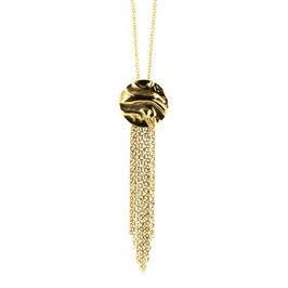 Halskette Onda 01 gold Sergio Engel