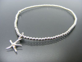 Kugelarmband Sea Star