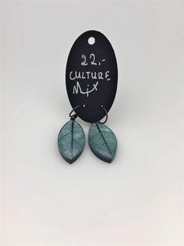 Ohrringe 2929 aqua Culture Mix