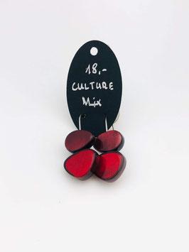 Ohrringe 4989 rot Culture Mix