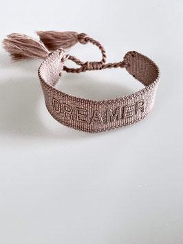Armband Dreamer beige