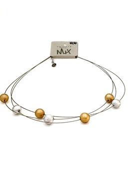 Halskette 1210D Culture Mix