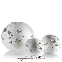 FARFALLE White Shiny/Matte