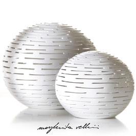 ORIZZONTALI White Shiny/Matte
