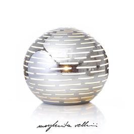 ORIZZONTALI Precious Metal Shiny