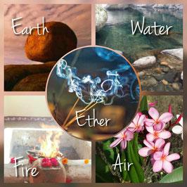 Audiofile: 5 Elemente Meditation