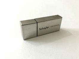 USB-Stick: Experimentiersammlung Feuerwehr