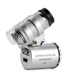 Mikroscop 60x mit Beleuchtung