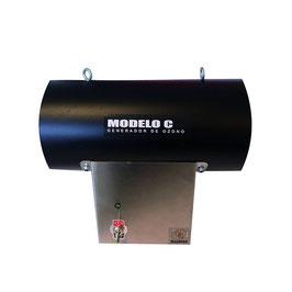 OZOTRES Modelo C-2  / 150 mm / 500 m3/h