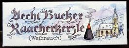 Echt Bucker Raacherkerzle, Weihrauch