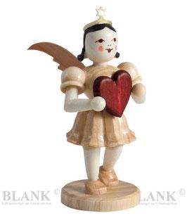 Engel mit Herz-Kurzrock