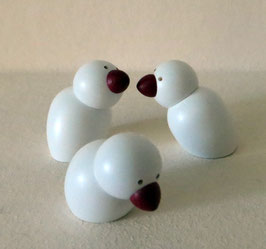 Vögel 3 Stück