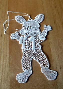 Strauchschmuck Hase