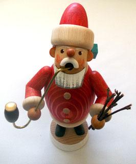 Weihnachtsmann mit Rute