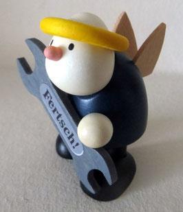 Hans mit Schraubenschlüssel