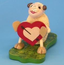"""Schaf """"Lovely"""" verliebt"""