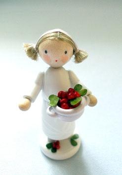 """Jahresfigur 2014 """"Die Erdbeerfee"""""""
