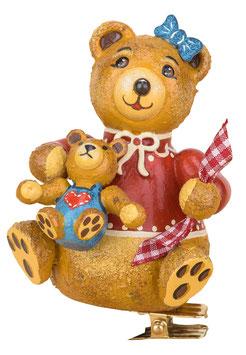 Teddy Anni mit Ollibär
