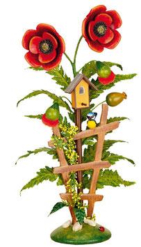 Blumeninsel-Mohn