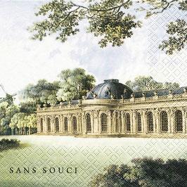 """Servietten"""" Schloss Sanssouci"""""""