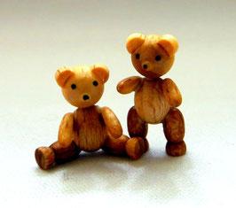 Zwei Bärenkinder