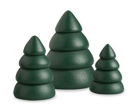 Baumset, grün