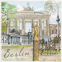 """Servietten """"Berlin"""""""