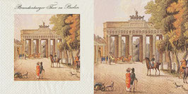 "Servietten ""Brandenburger Tor"""