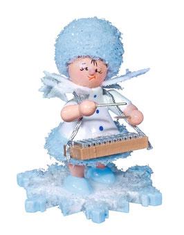 Schneeflöckchen mit Xylophon