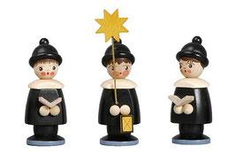 3 Kurrendefiguren -schwarz