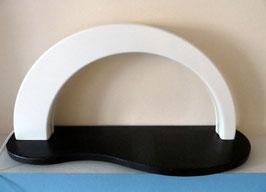 LED- Lichterbogen SIMPLEX mit Dekofläche