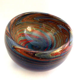 Leuchter aus Thüringer Glas