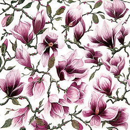 "Servietten "" Magnolia"""