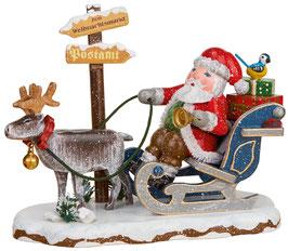 Hurra, der Weihnachtsmann kommt
