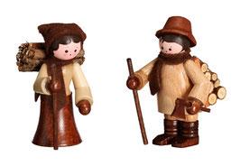 Holzleute, herbstlich