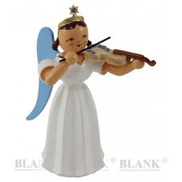 Langrockengel mit Violine und Swarovski Elements