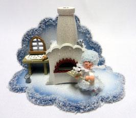 Schneeflöckchens Weihnachtsbäckerei