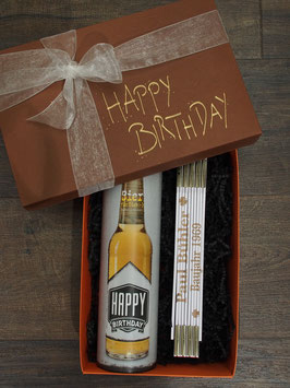 Geburtstags-Box  Bier/Meter
