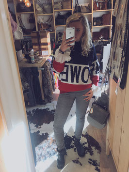 Power  sweater