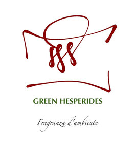 Green Hesperides Calamaio